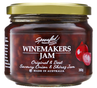 Savoury Onion & Shiraz jam